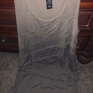 New York & Company tank dress size large